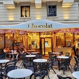 Most Amazing Dessert Shops In Bucharest