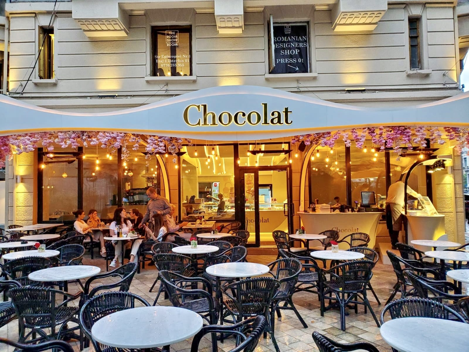 Most Amazing Dessert Shops In Bucharest