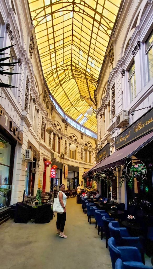 Top 5 Instagram Spots in Bucharest