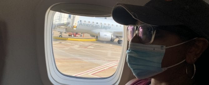 flying internationally during a pandemic